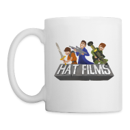Mugs & Drinkware ~ Mug ~ Hat Films (Right Handed) Mug