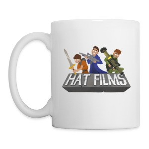 Hat Films (Right Handed) Mug - Mug