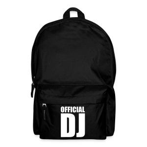 S1eepy Official DJ Schoolbag - Backpack