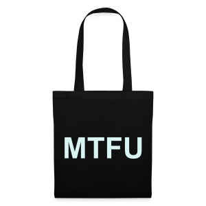 Bag with SHINY letters - Tote Bag