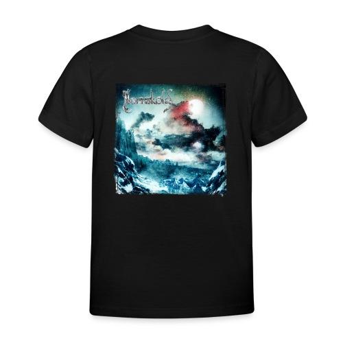 Norrsköld, barntröja, dubbelsidig - T-shirt barn