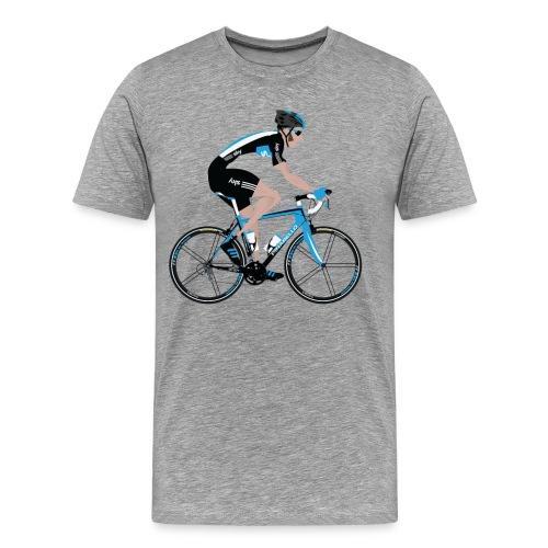 Bradley Wiggins - Men's Premium T-Shirt