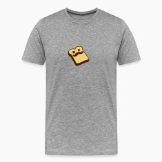 Sir Mustache Toast T-shirts