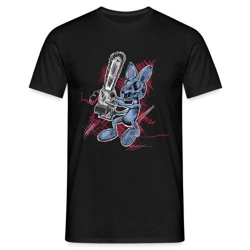 Zombie Rabbit - Men's T-Shirt