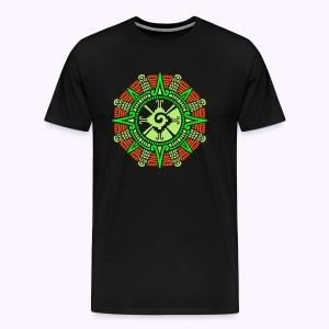 Moonstone Hunab-Ku  Men Premium S-5XL - Mannen Premium T-shirt