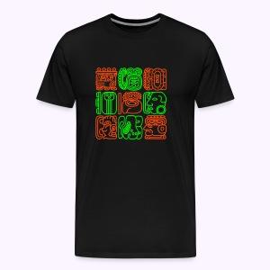Bolontiku Tiki: Men Premium S-5XL - Mannen Premium T-shirt