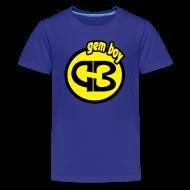 Magliette ~ Maglietta Premium per ragazzi ~ T-shirt ragazzo GB