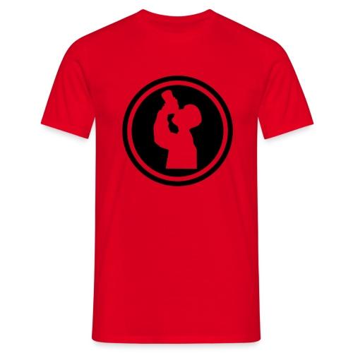 Trinker - Männer T-Shirt