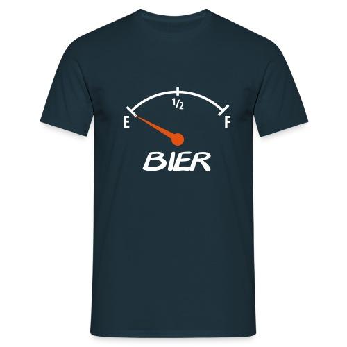 Bieranzeige - Männer T-Shirt
