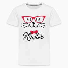 Love a hipsta hipster glasses bunny rabbit face Camisetas