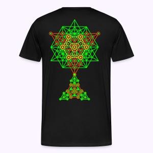 Equilibrium 2-Side: Men Classic Shirt - Mannen Premium T-shirt