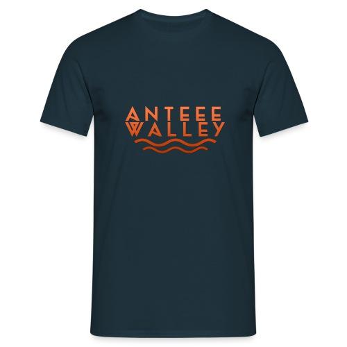 AnteeeWAlleY T-Shirt #4 - T-shirt herr