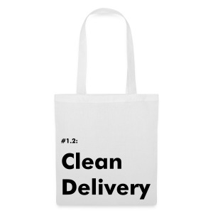 Clean Delivery #1.2 - Tote Bag