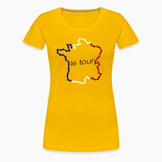 France in chain links  T-Shirts
