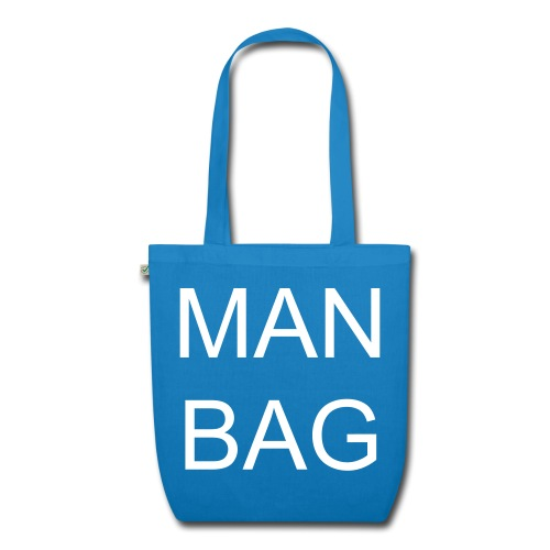Man Bag - EarthPositive Tote Bag