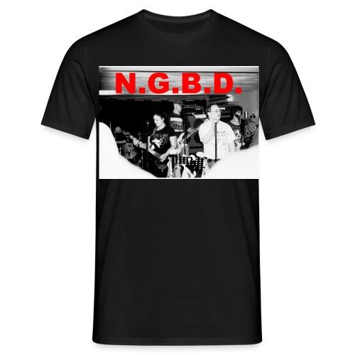 OLDSCHOOL shirt - Men's T-Shirt