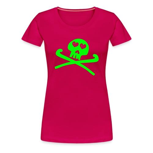 Pirat HOK Life - Frauen Premium T-Shirt
