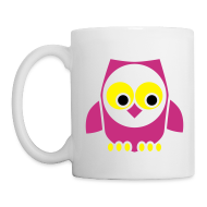Tazze & Accessori ~ Tazza ~ GUFO CUP MUG