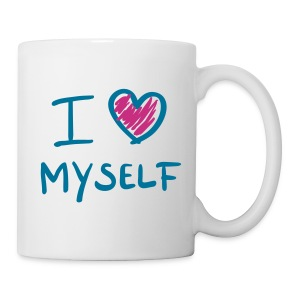 Love Myself - Tasse - Tasse