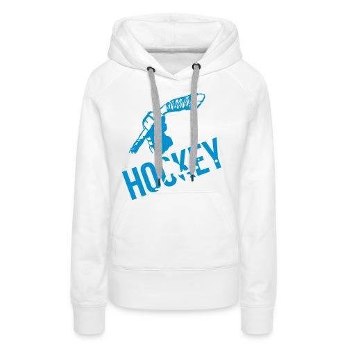 IJshockey NL |IJshockey Trui Vrouw - Vrouwen Premium hoodie