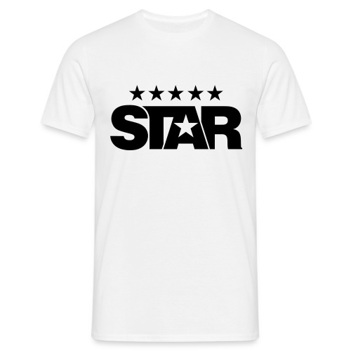 Classic Men's Tee (White) - Men's T-Shirt