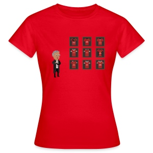 Women T-Shirt - End of an era in Manchester - Women's T-Shirt