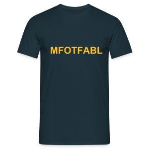 Man MFOTFABL - Men's T-Shirt