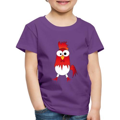 gallo cokko - Maglietta Premium per bambini