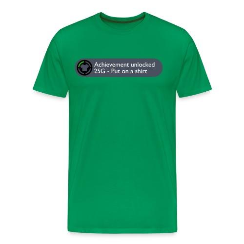Achievement - Men's Premium T-Shirt