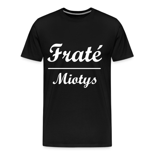 Tee-Shirt Miotys - T-shirt Premium Homme