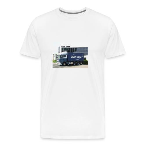 groenenboom cma1 - Mannen Premium T-shirt