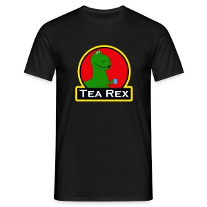 Tea Rex - Men's T-Shirt