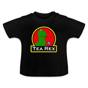 Tea Rex - Baby T-Shirt