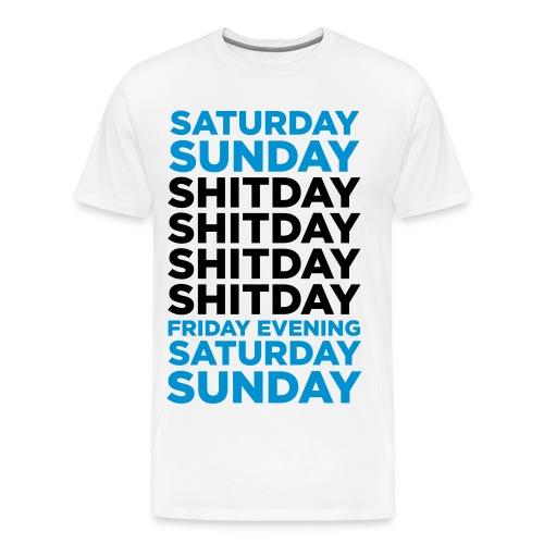 WEEKEND! Men Shirt - Men's Premium T-Shirt