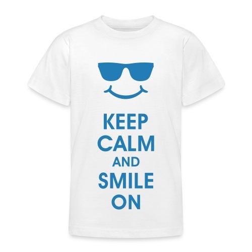 Smile - Koszulka młodzieżowa