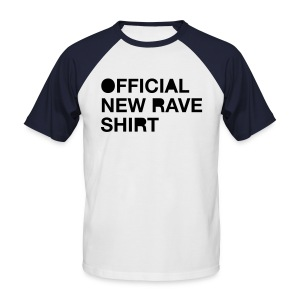Rave shirt - Men's Baseball T-Shirt