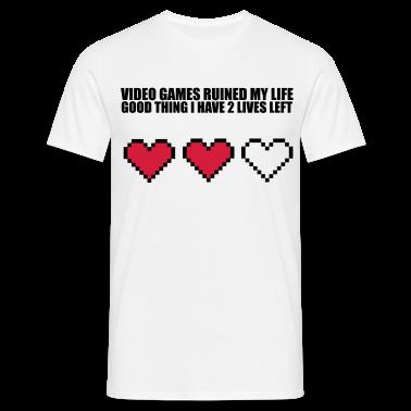 Extra Lives T-Shirts