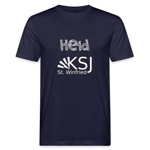 Held - Männer Bio-T-Shirt