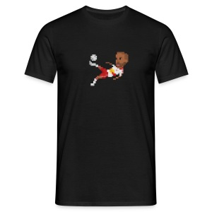 Men T-Shirt - NY Bicycle Kick - Men's T-Shirt