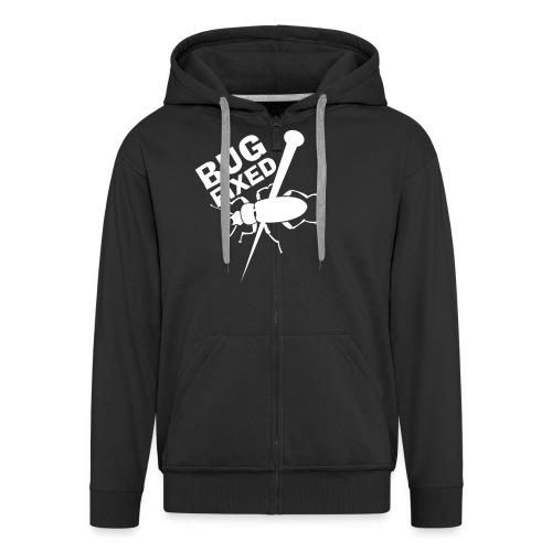 veste bug - Veste à capuche Premium Homme