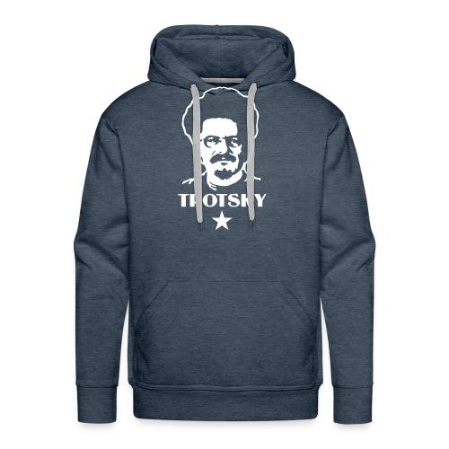 Leon Trotsky Hoodie - Men's Premium Hoodie