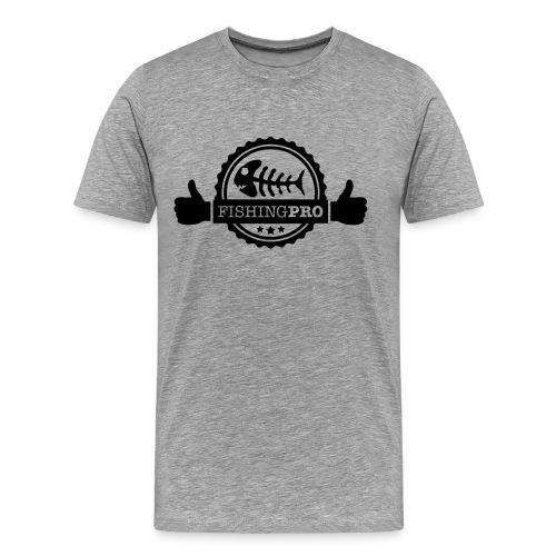 Fishing Pro - Men's Premium T-Shirt