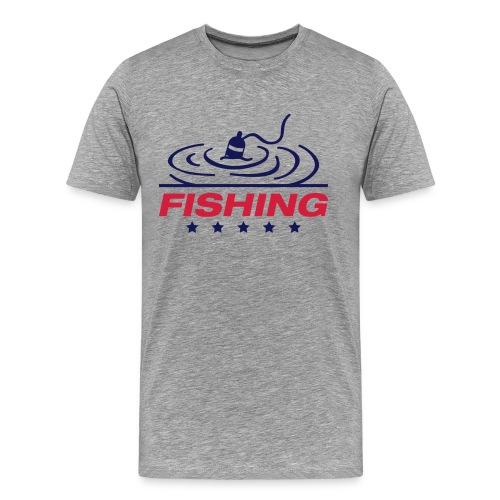 Fishing Float - Men's Premium T-Shirt
