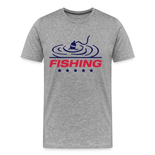 Fishing Float - Men's Premium T-Shirt