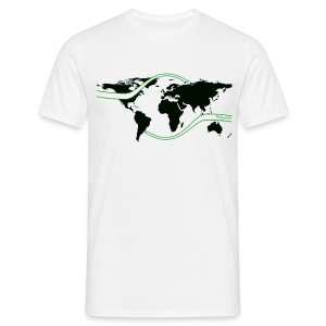 Men Shirt - World - Männer T-Shirt