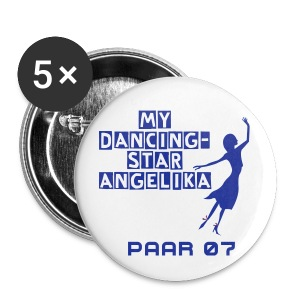 MyDancingStar Angelika - Buttons klein 25 mm