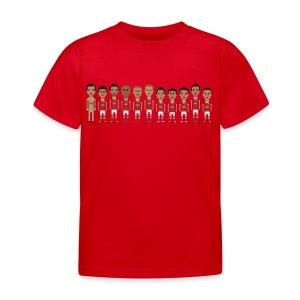 Kids  T-Shirt - Vermelhos de Portugal 2013 - Kids' T-Shirt