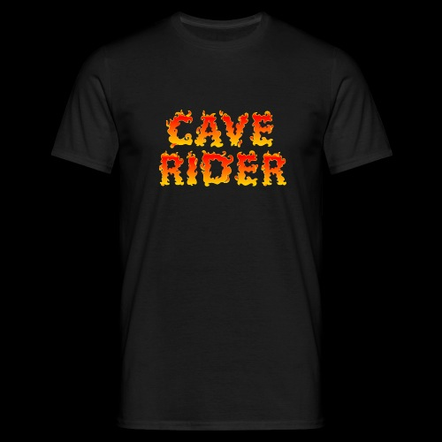 Cave rider - Maglietta da uomo