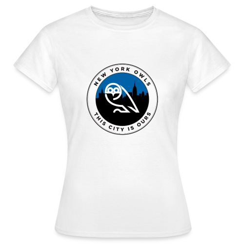 New York Owls (Ladies) - Women's T-Shirt