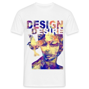 Design Desire - Mannen T-shirt